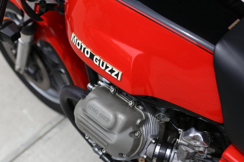 1976 Moto Guzzi Lemans 1