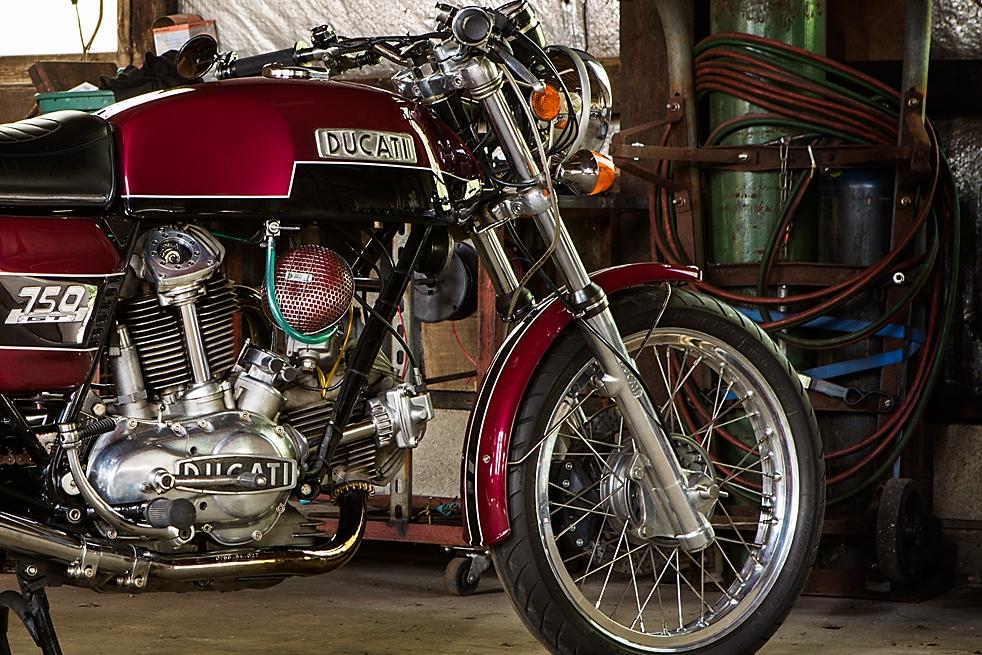 1974 Ducati 750 GT