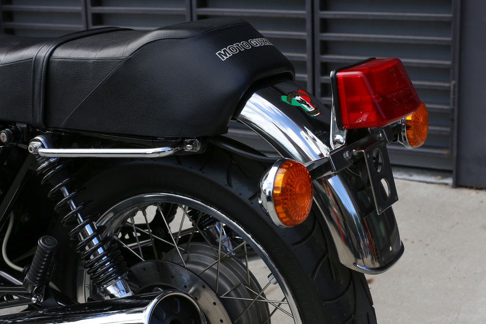 Moto Guzzi 1000S Rear Fender
