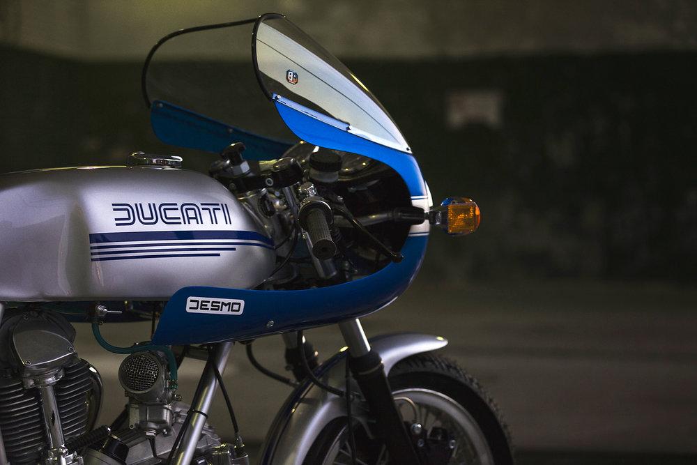 1977 Ducati 900SS