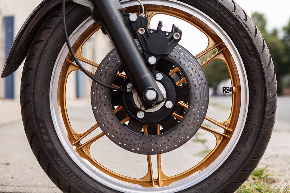 1980 Ducati 900SS Front Wheel