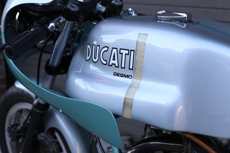 1974 Ducati 750SS Paul Smart