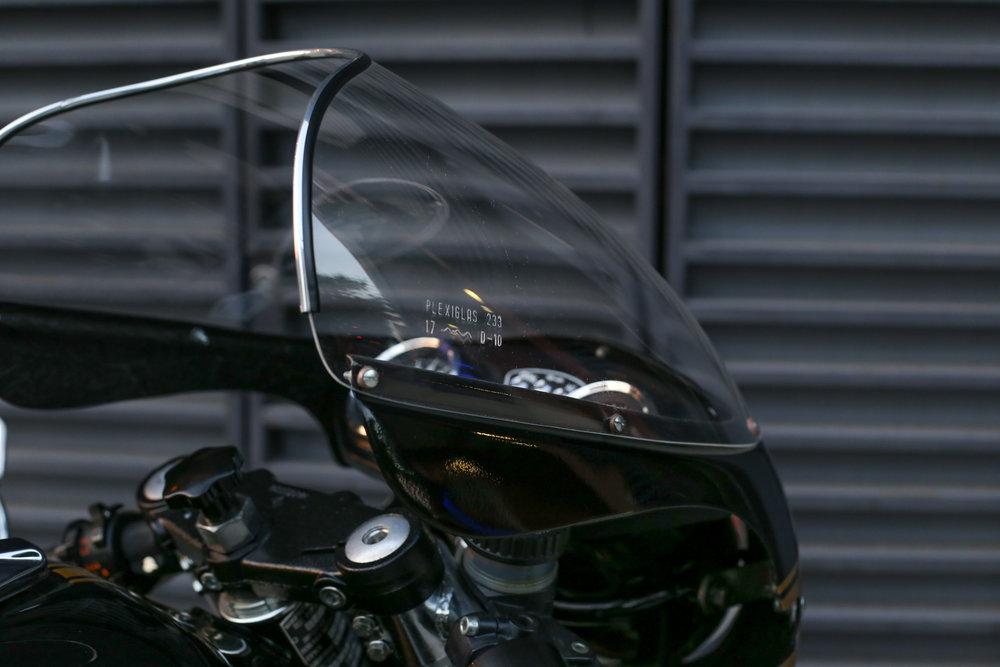 Ducati 900SS 1981 plexi