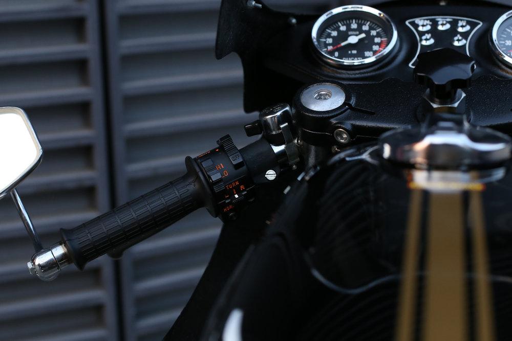 Ducati 900ss 1981