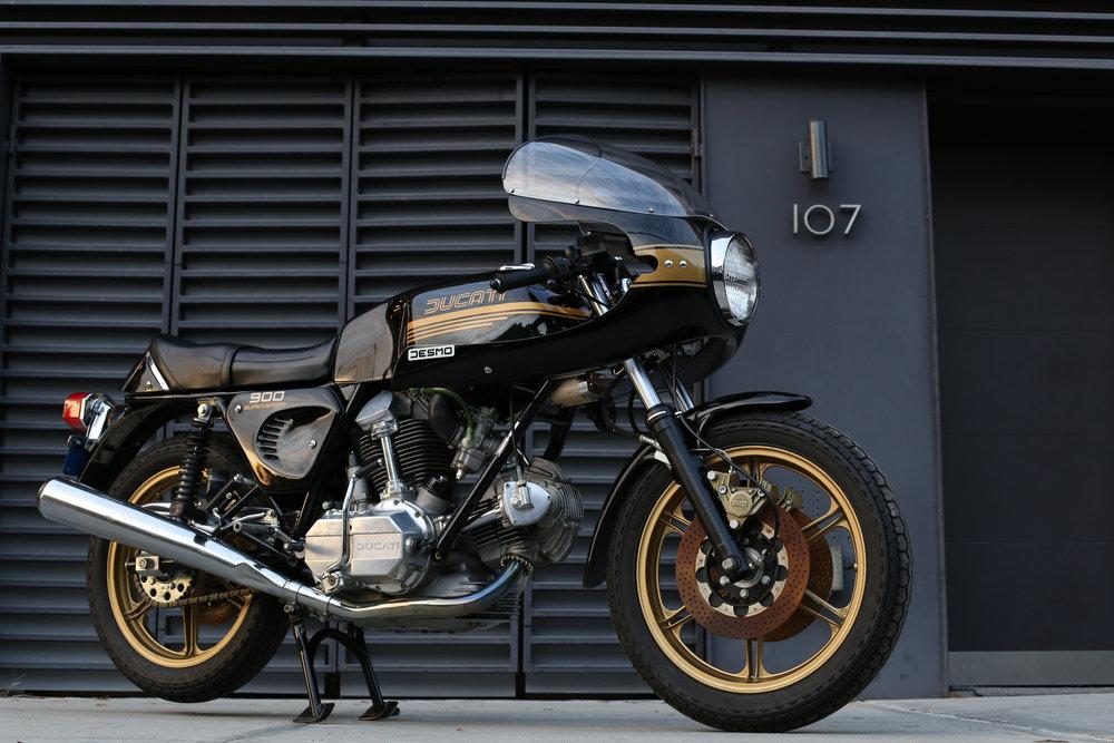 1981 Ducati 900SS