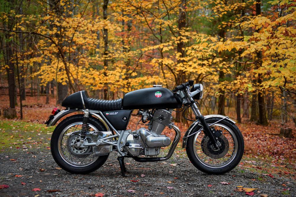 Laverda SFC 2 Custom Motorcycle Moto Borgotaro
