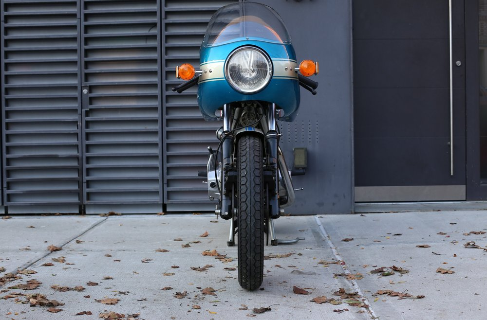 1977 ducati 900ss front
