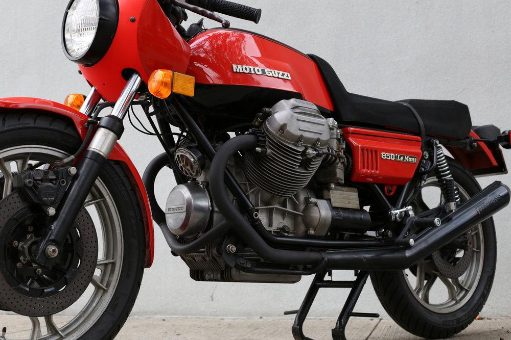 1978 moto guzzi 850 le mans 1 sold motorcycles. Black Bedroom Furniture Sets. Home Design Ideas