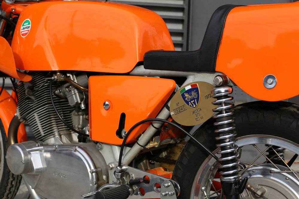 Laverda SFC badge