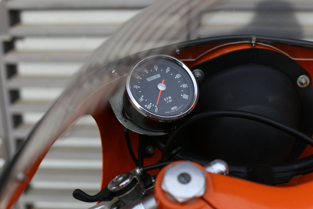 Laverda SFC gauge