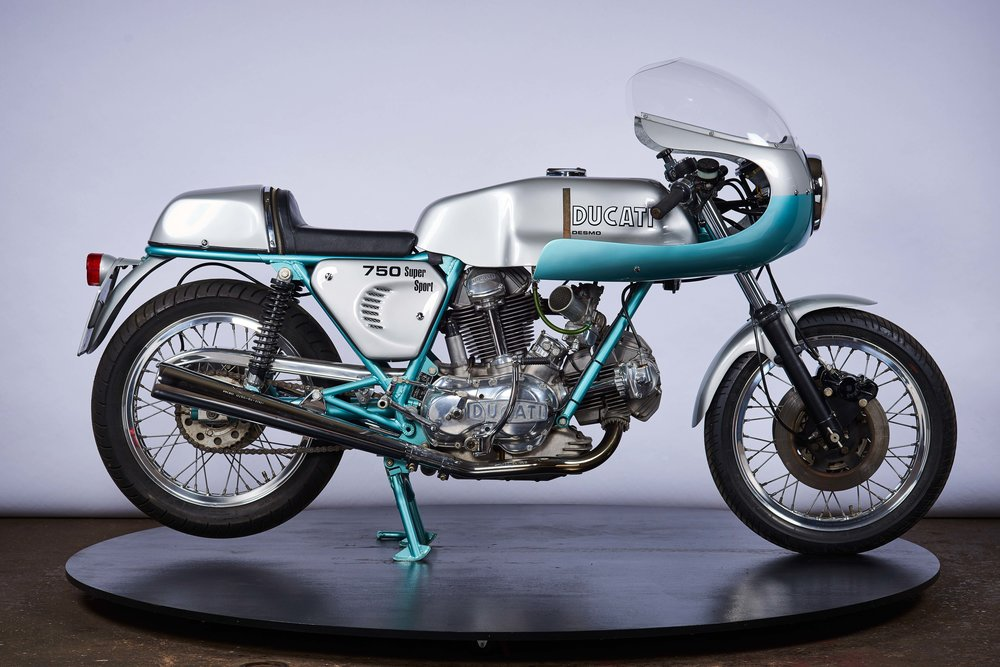 Ducati 750SS Moto Borgotaro