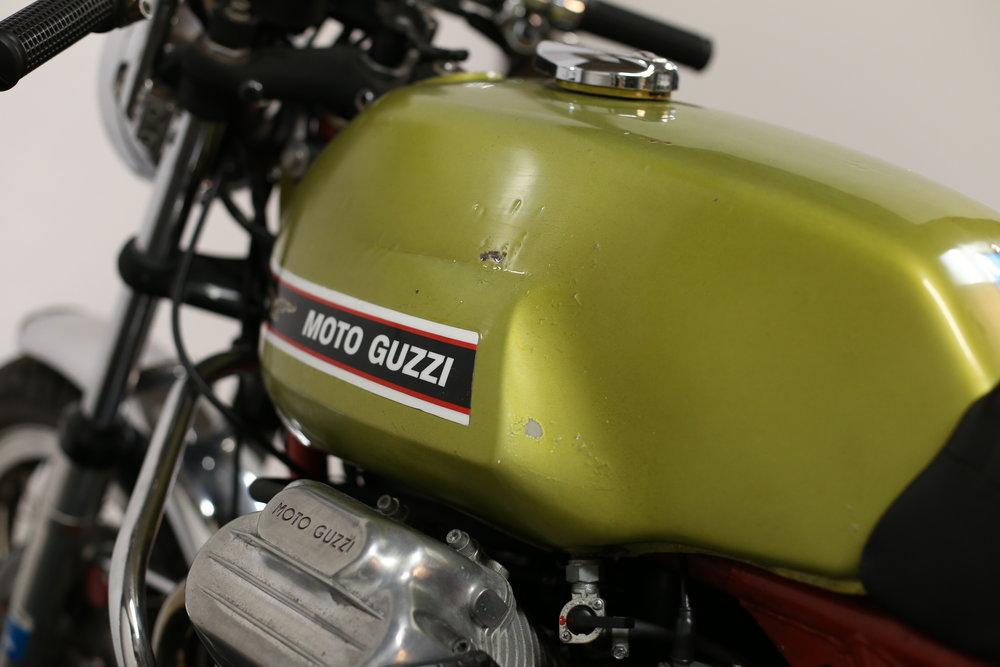 Moto Guzzi V7 Sport Telaio Rosso Moto Borgotaro