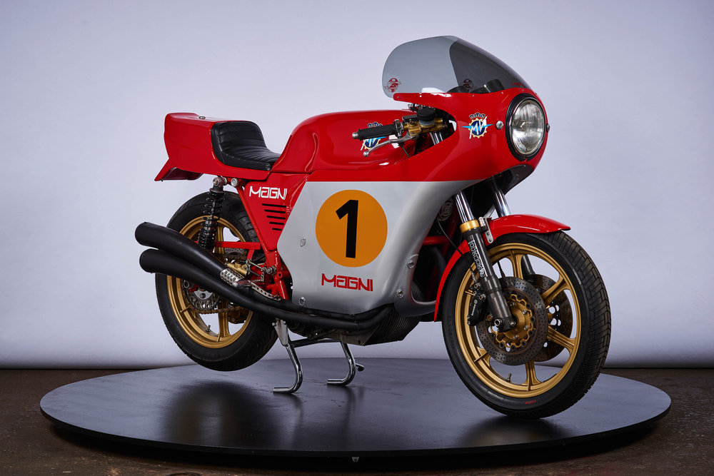 MV Agusta Magni 861 Moto Borgotaro