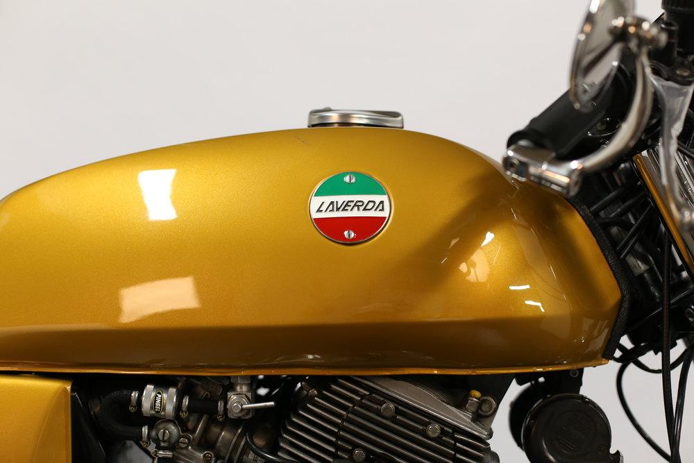 Laverda sf2 moto borgotaro