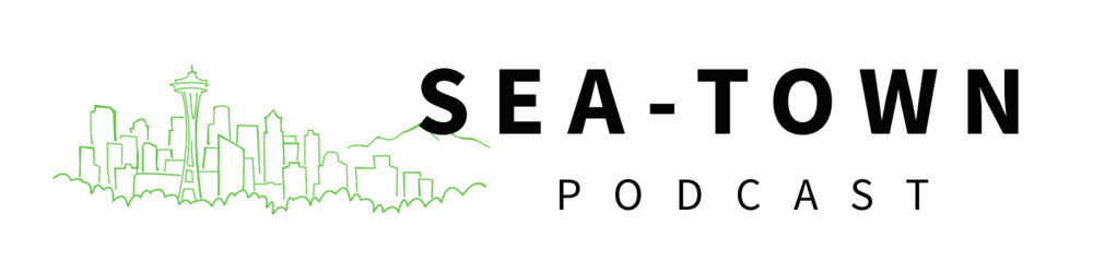 Sea-Town Podcast logo