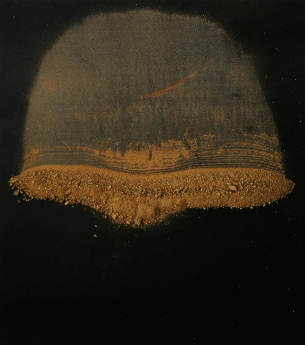 sand pull, moab, utah, mark petersen 1995