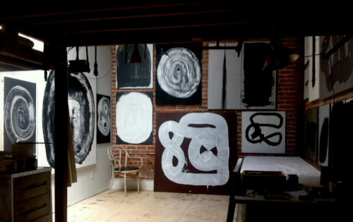 mark petersen studio, san pablo avenue, oakland, california 2014