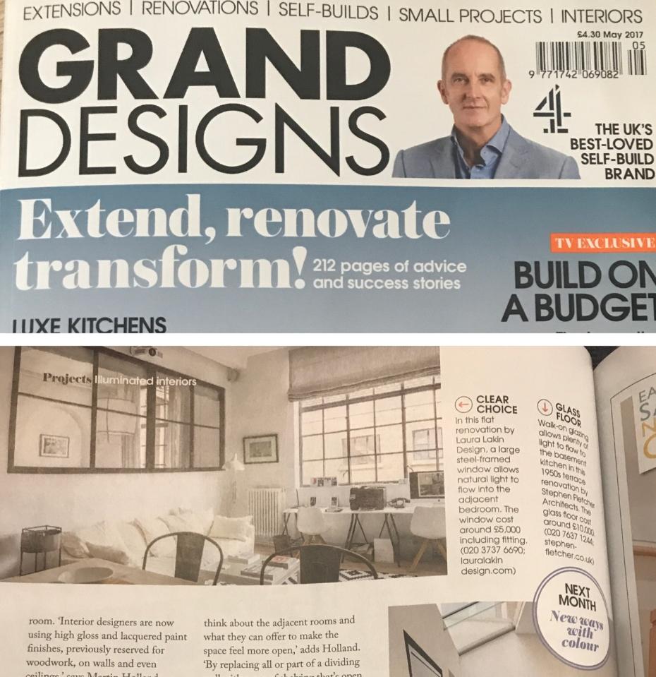 Grand Designs Magazine, 2017'