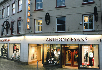 Anthony Ryans - Shop Street, Galway