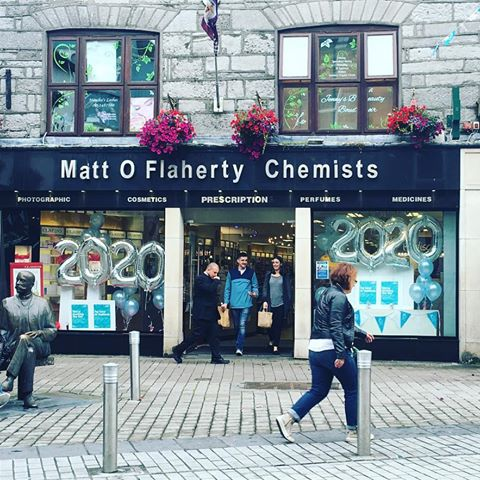Matt O'Flaherty Chemists - William Street, Galway
