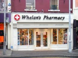 Whelan's Pharmacy - Williamsgate Street, Galway