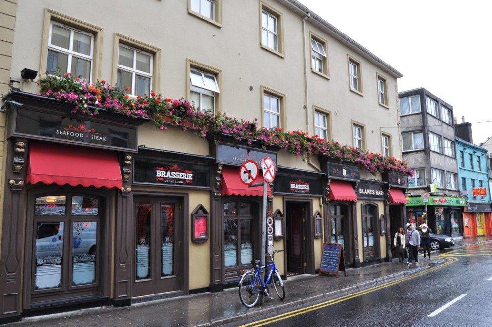 Brasserie on the Corner - Eglinton Street, Galway