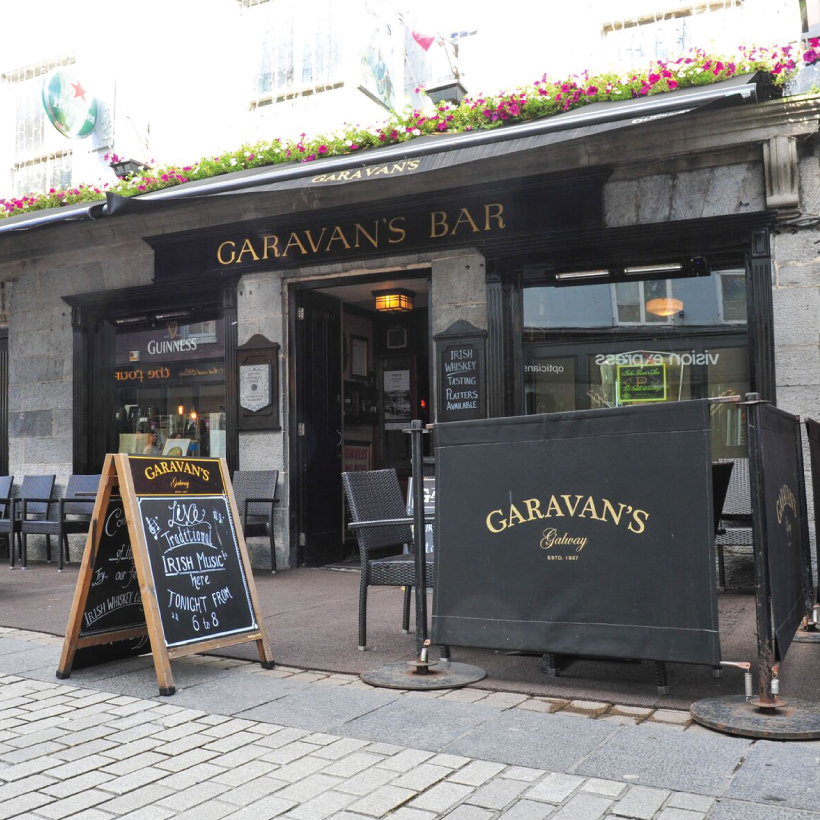 Garavan's Bar - Shop Street, Galway