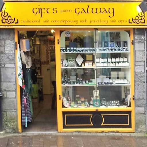 Gifts from Galway - William Street, Galway
