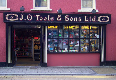 J. O'Toole & Sons Ltd. - Rosemary Avenue, Eyre Square, Galway