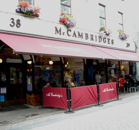 McCambridge's Shop & Restaurant - Shop Street, Galway