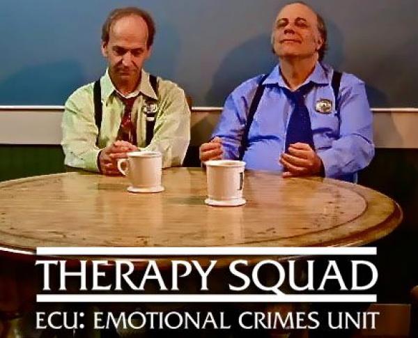Eddie Pepitone - Therapy Squad