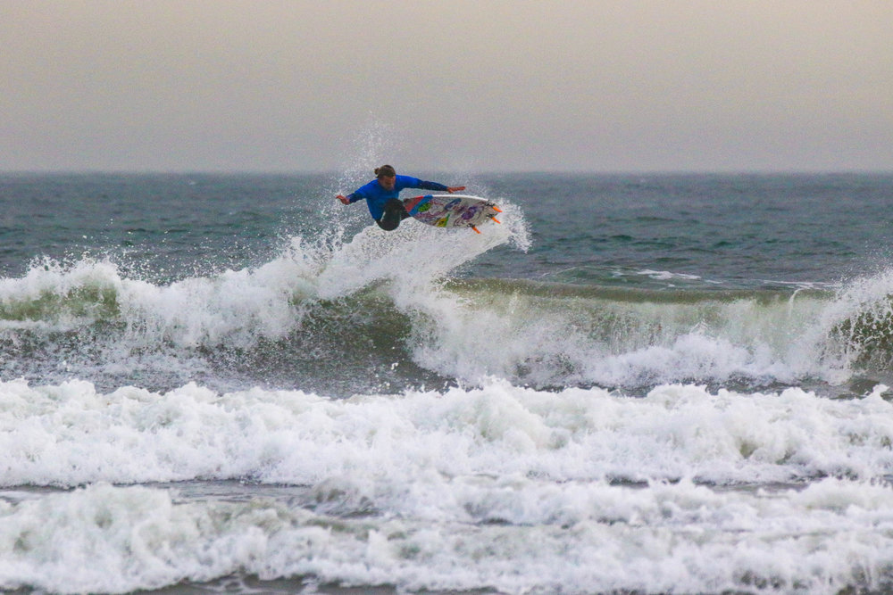 2018 WATER BROTHERS PRO CHAMPION, LUCAS ROGERS                                                                                                                                    photo: Ken Shane