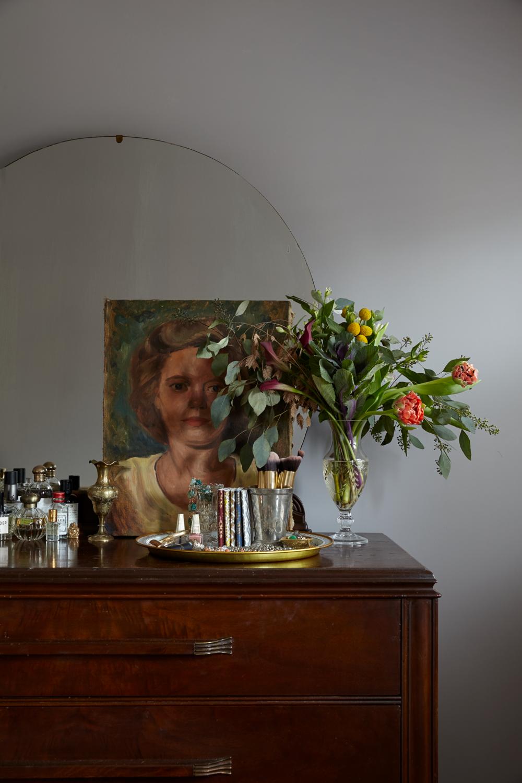 Michelle Gage // Vintage Boudoir