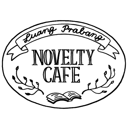 Novelty Cafe Cafe Luang Prabang Laos Coffee
