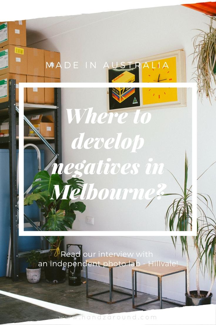 Where to develop negatives in Melbourne? Hillvale by HandZaround.