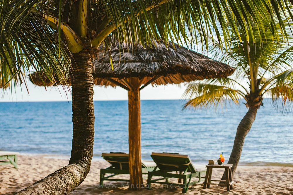 Beach vibes in Vietnamese Phu Quoc island
