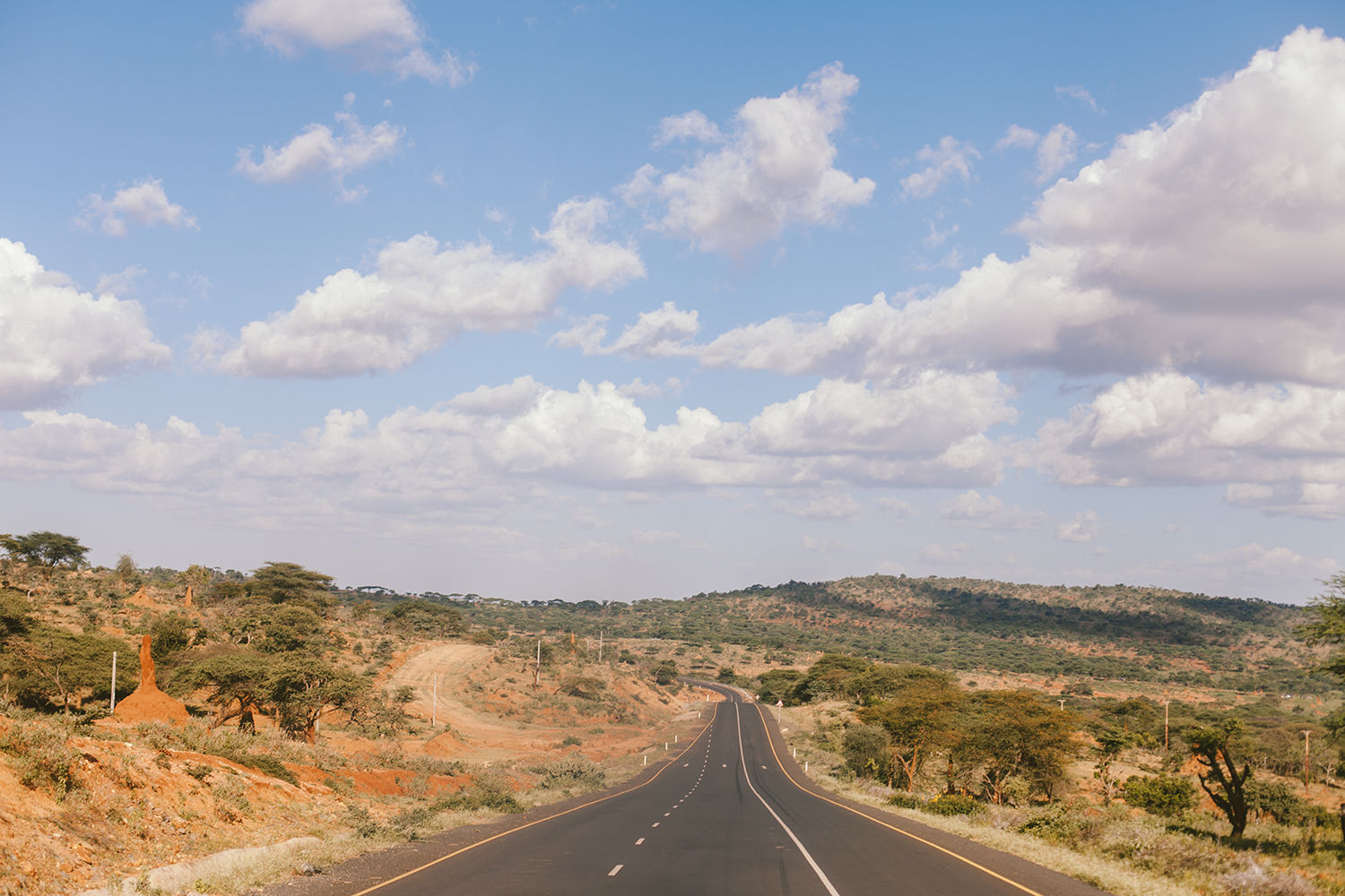 How to get from Addis Ababa to Nairobi (or Mombasa) on