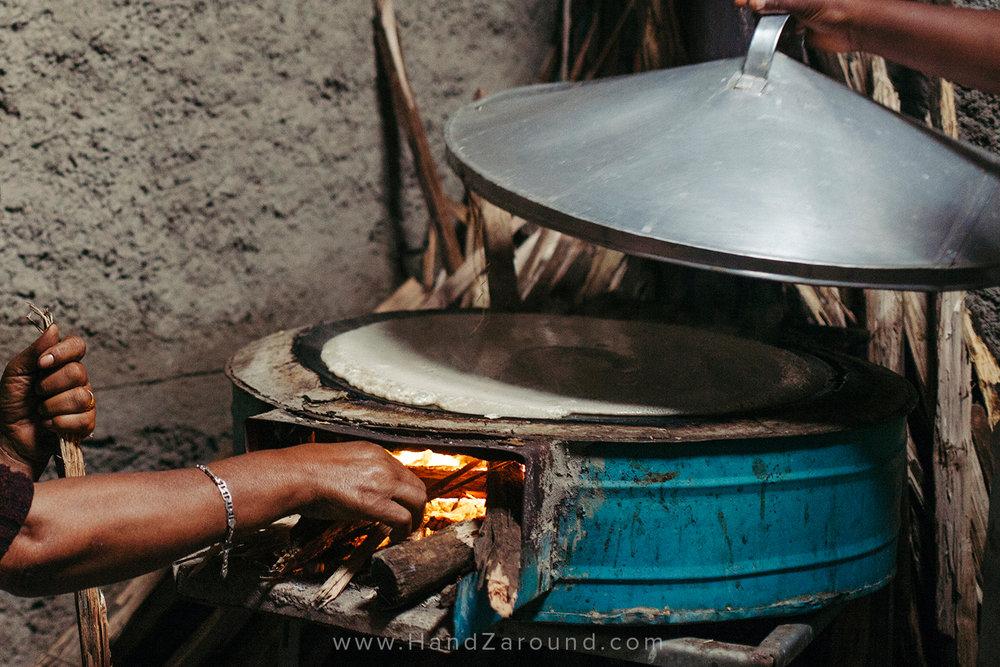 4. Injera is everything -