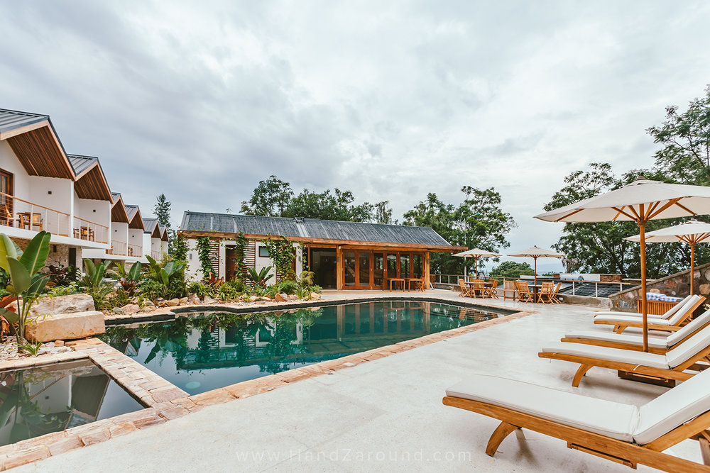 Our most recent project was for  The Retreat  in Kigali - a luxury boutique hotel featured in Vogue, Conde Nast Traveler and The New York Times amongst others.