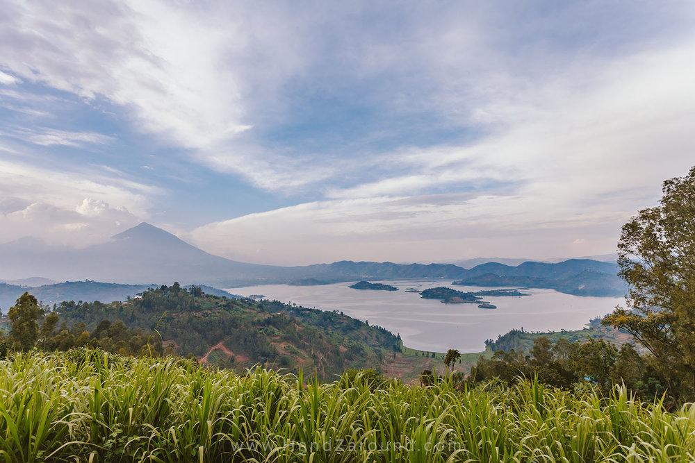 View on Lake Ruhondo