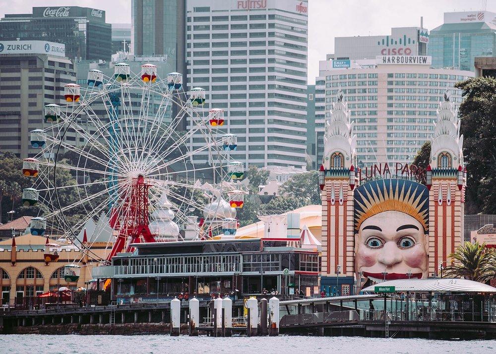 Melbourne's St Kilda. Image by Annie Spratt.