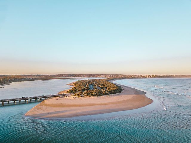 This is one of our favourite shots of Barwon Heads & Ocean Groves so far! Even though Zach has been coming here since he was little, it is amazing how different a place can look the you take to the air. • • • • • • • • • • • • #HandZaround #HandZaroundAustralia • • • #australia#victoria#visitvictoria#explorevictoria#seeaustralia#geelong#bellarine#visitgeelong#visitgeelongbellarine#focusaustralia#australiagram#exploreaustralia#discoveraustralia#exploremore#letsgosomewhere#stayandwander#theoutbound#keepitwild#getoutside#optoutside#getoutstayout#travelstoke#goexplore#traveldeeper #barwonheads #oceangrove #australiabydrone  #dronephotography