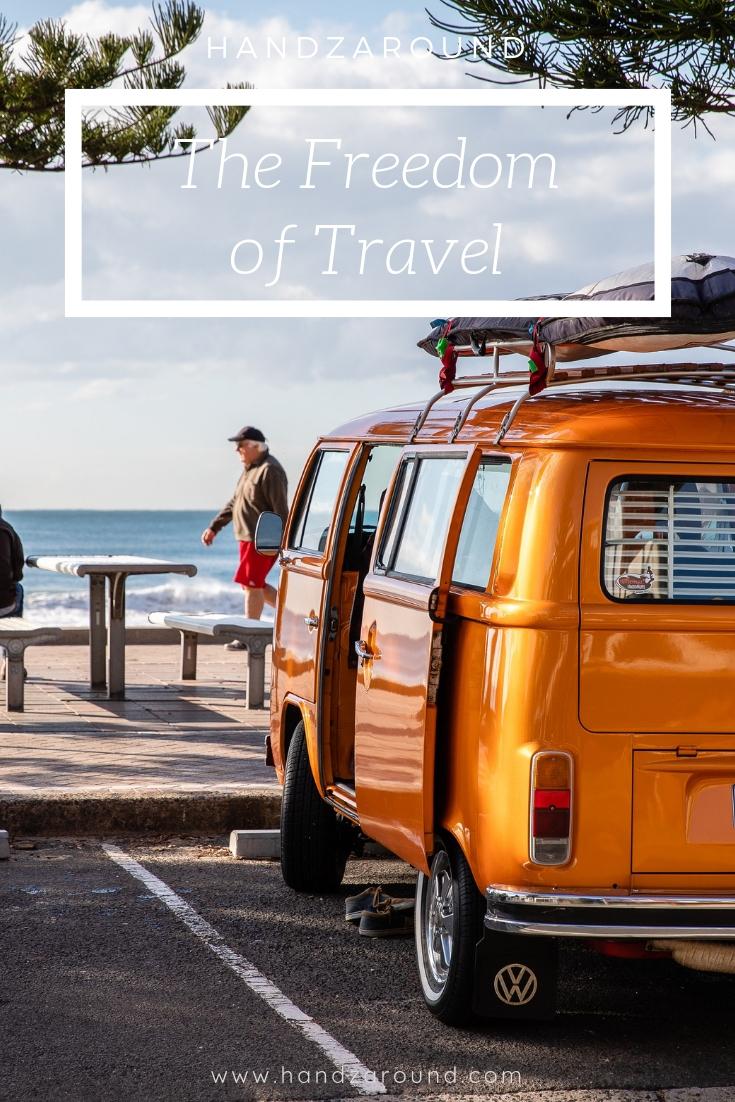 The Freedom of Travel HandZaround