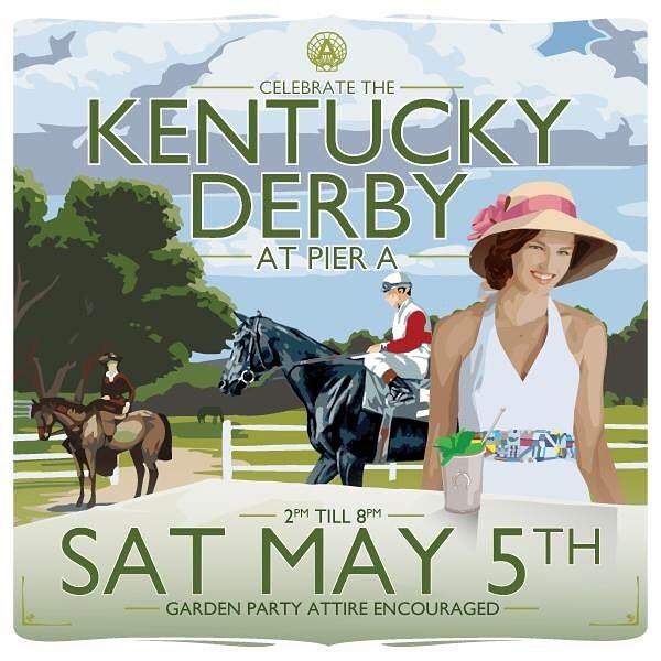 The sun is finally shining, and we are nearing our favorite day of the year! ☀️ . Kentucky Derby 🐎 . Join us at 2pm on the plaza with Maker's Mark Mint Juleps, Bloody Marys, Ice Cold Rosé and hors d' oeuvres compliments of our Chef plus lots more fun and games throughout the day . For more info, check out the link in our bio
