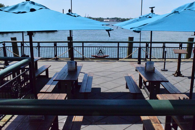 ☀️Dare we say it, but is Spring finally here?? 😆😆☀️ . The deck is open, the Rose is flowing and we have enough Oysters to feed all of Lower Manhattan . See you after work! 😎☀️🍾