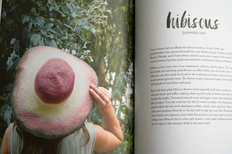 Page from Natural Color by Sasha Duerr.