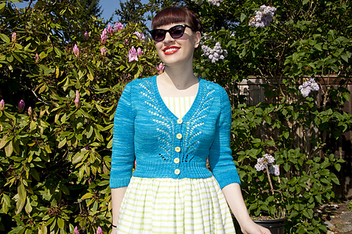 Vianne - by Andi SutterlundAvailable on Ravelry