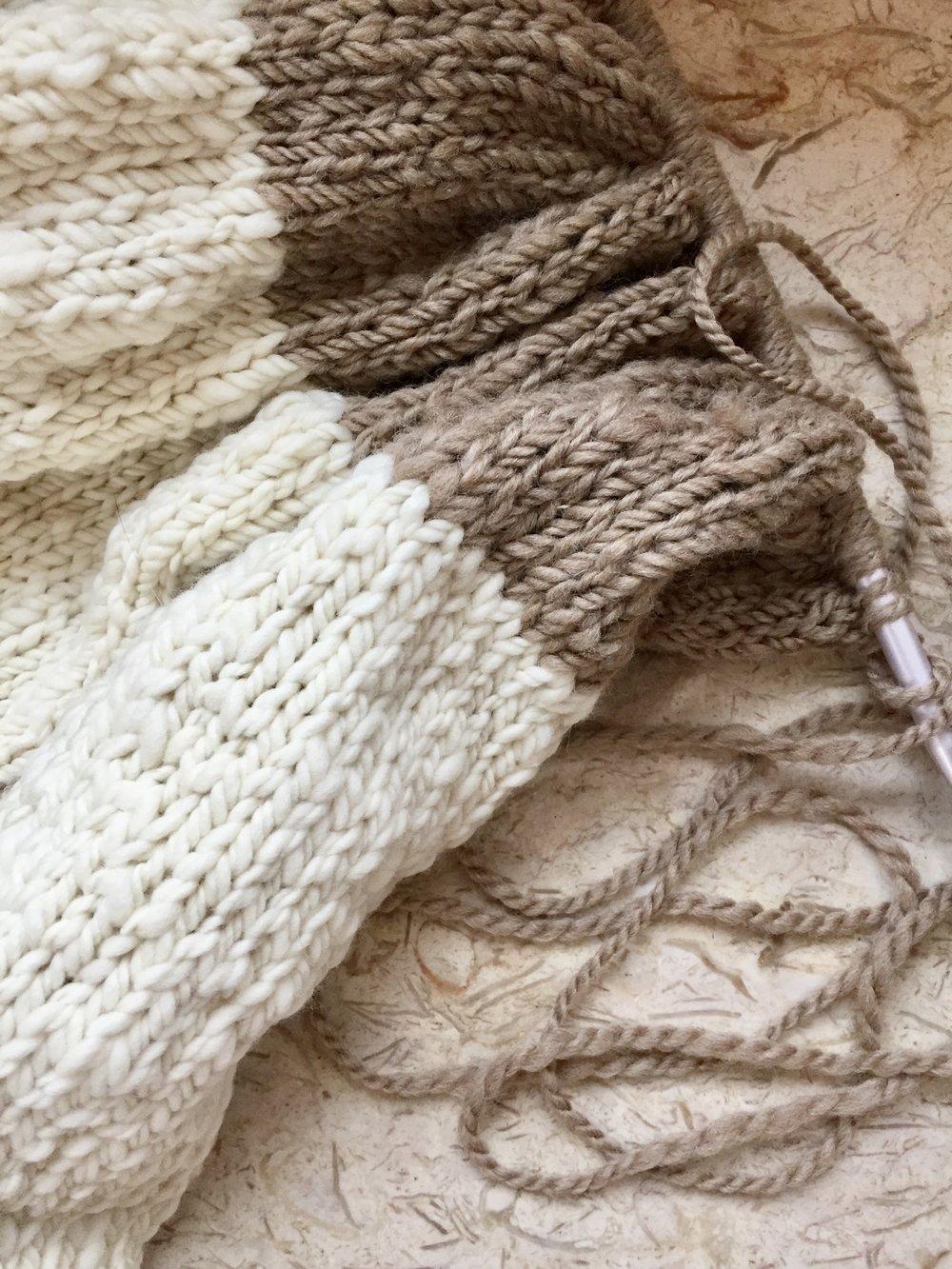 Tasmin comeback yarn