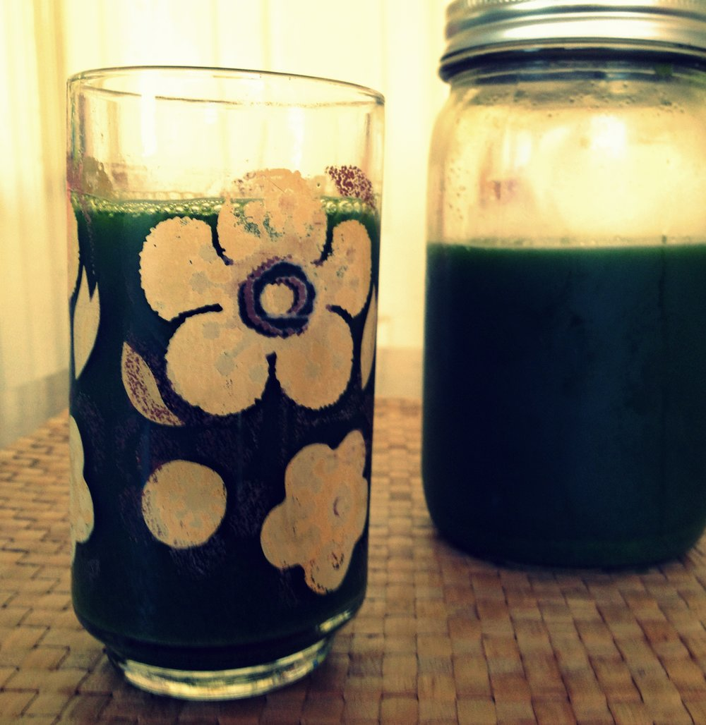 cannabis juice, photo: sharon letts