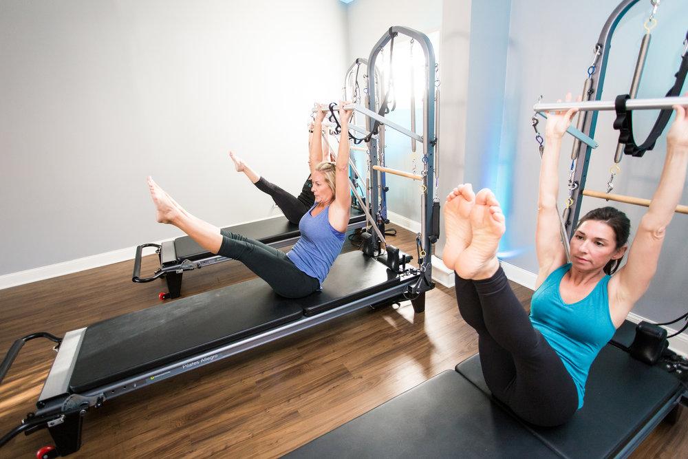 Pilates Equipment Classes - Single  $275 Pack $12510 Pack $23020 Pack $440